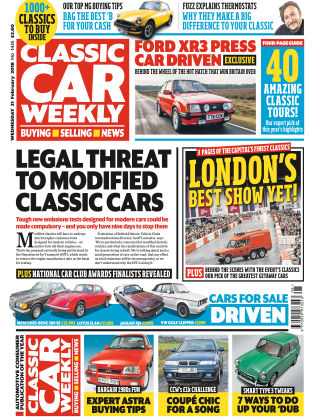 Classic Car Weekly Issue 1424