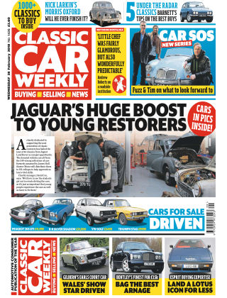 Classic Car Weekly Issue 1425