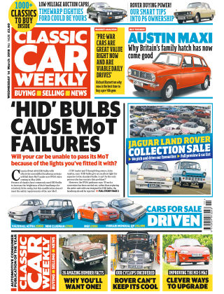 Classic Car Weekly Issue 1427