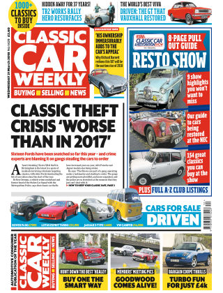 Classic Car Weekly Issue 1428
