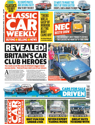 Classic Car Weekly Issue 1429