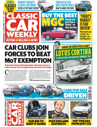 Classic Car Weekly Issue 1430