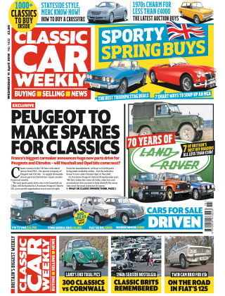 Classic Car Weekly Issue 1431
