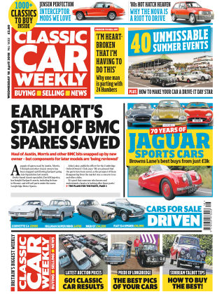 Classic Car Weekly Issue 1432