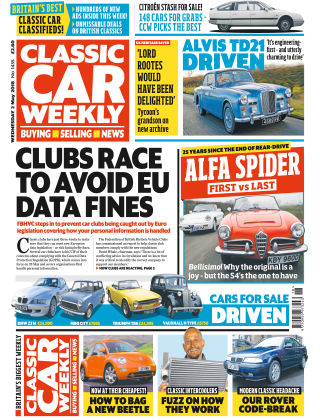 Classic Car Weekly Issue 1434