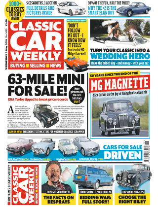 Classic Car Weekly Issue 1435