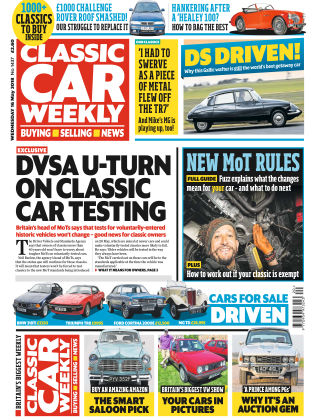 Classic Car Weekly Issue 1436