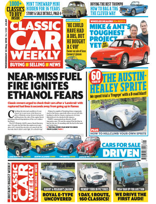 Classic Car Weekly Issue 1437