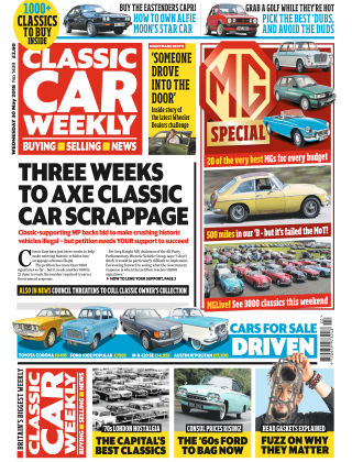 Classic Car Weekly Issue 1438