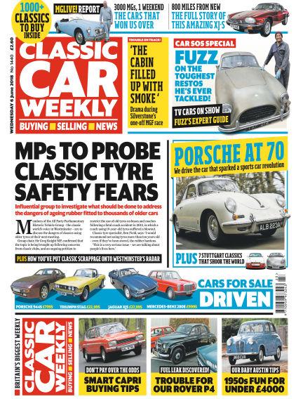 Classic Car Weekly June 06, 2018 00:00