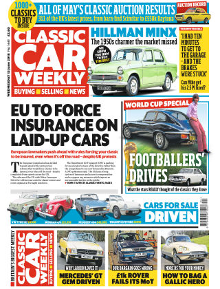 Classic Car Weekly Issue 1440