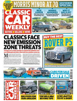 Classic Car Weekly Issue 1441