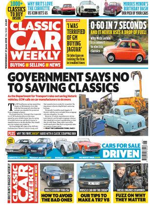 Classic Car Weekly NR.26