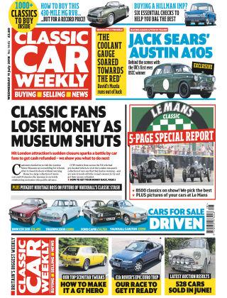 Classic Car Weekly NR.28 2018