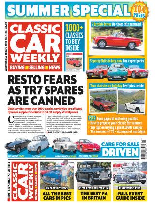 Classic Car Weekly NR.29