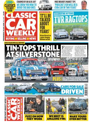 Classic Car Weekly NR.30 2018