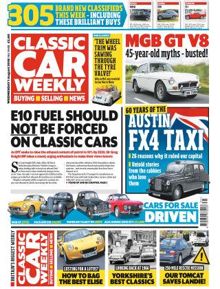 Classic Car Weekly NR.31