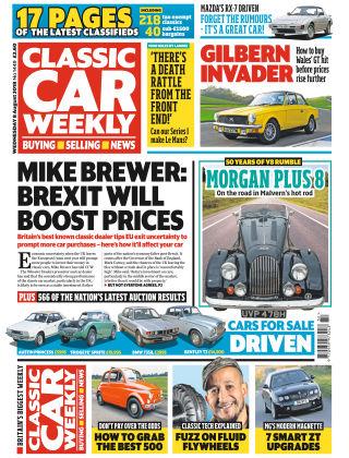 Classic Car Weekly NR.32