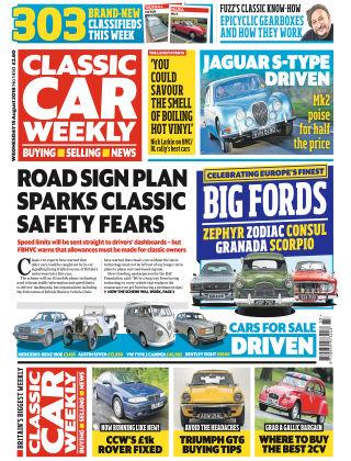 Classic Car Weekly NR.33 2018