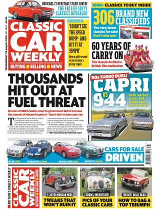 Classic Car Weekly NR.35
