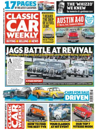 Classic Car Weekly NR.37 2018