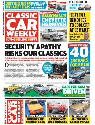 Classic Car Weekly NR.38 2018