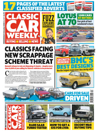 Classic Car Weekly NR.40