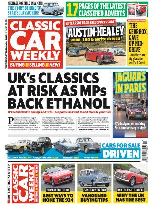Classic Car Weekly NR.41 2018