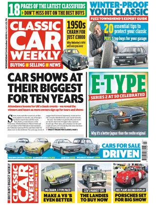 Classic Car Weekly NR.43 2018
