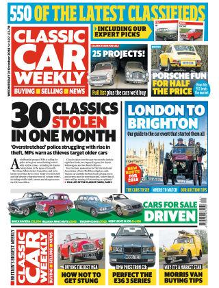 Classic Car Weekly NR.44 2018
