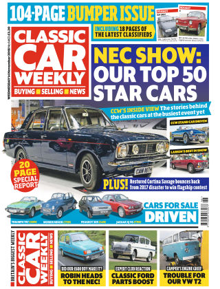 Classic Car Weekly Issue 1463