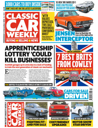 Classic Car Weekly Issue 1464
