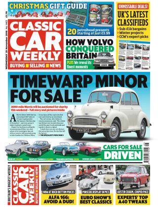 Classic Car Weekly Issue 1465