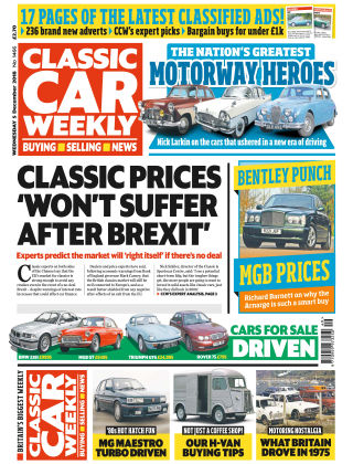 Classic Car Weekly Issue 1466