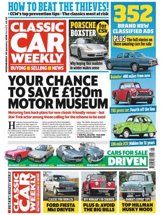 Classic Car Weekly Jan 30 2019