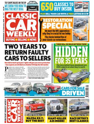 Classic Car Weekly Feb 27 2019