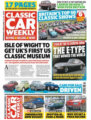 Classic Car Weekly Mar 6 2019