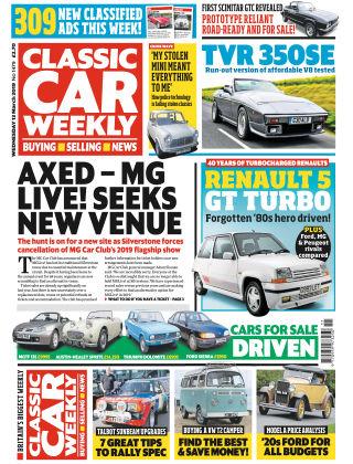 Classic Car Weekly Mar 13 2019