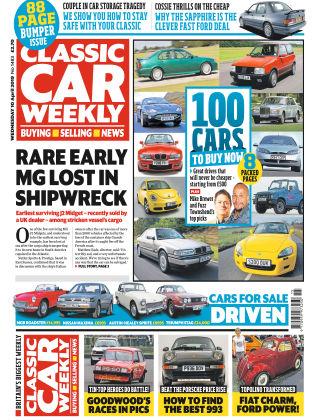 Classic Car Weekly Apr 10 2019