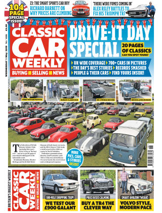 Classic Car Weekly May 1 2019