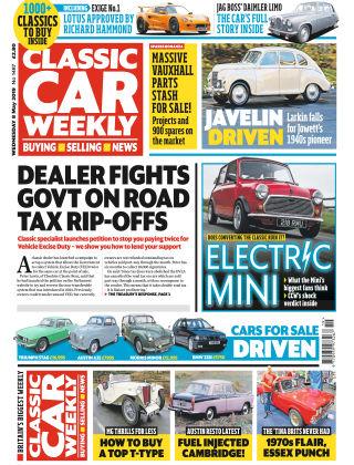 Classic Car Weekly May 8 2019
