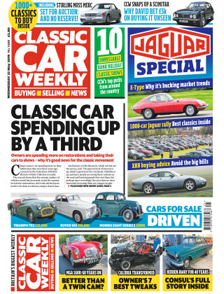 Classic Car Weekly May 22 2019