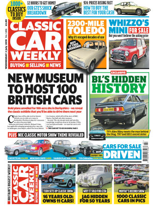 Classic Car Weekly July 04 2019
