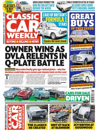 Classic Car Weekly Jul 10 2019