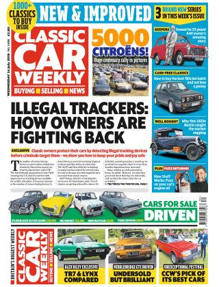 Classic Car Weekly Jul 24 2019