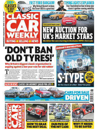 Classic Car Weekly Sep 4 2019