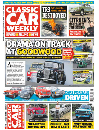 Classic Car Weekly Sep 18 2019