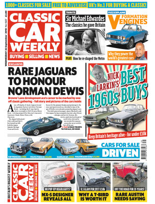 Classic Car Weekly Sep 25 2019