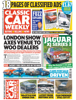 Classic Car Weekly Oct 16 2019