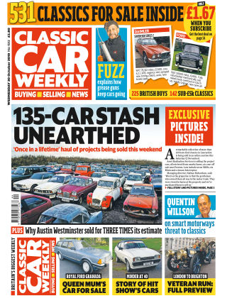 Classic Car Weekly Oct 30 2019